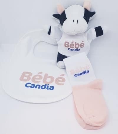 Produits pour bébé personnalisables