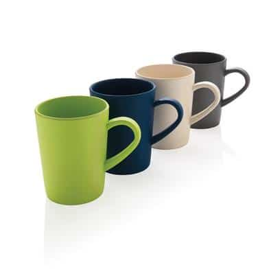 mugs en bambou