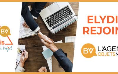Elydis rejoint BV l'Agence Objets Media