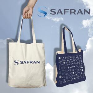objets personnalisés Safran