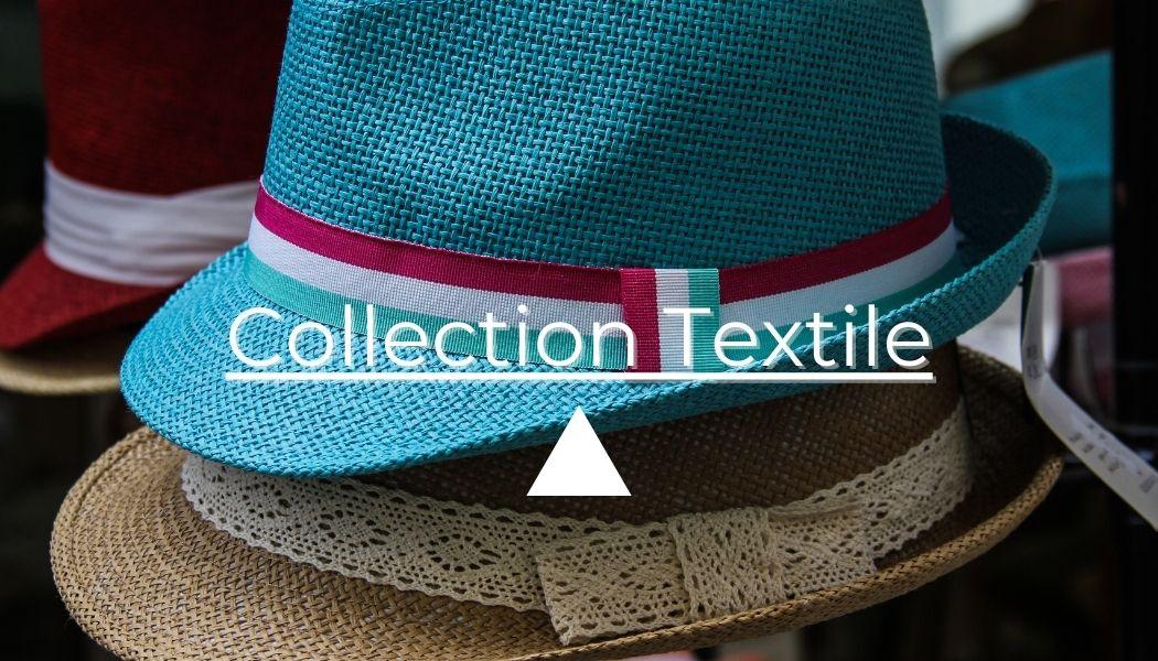 collection textile personnalisé