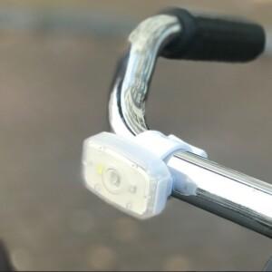 lampe de vélo écolo